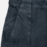 Мужские брюки Stone Island Shadow Project Cargo Comfort Cotton Gabardine Steel Grey фото- 1