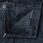 Мужские брюки Stone Island Shadow Project Cargo Comfort Cotton Gabardine Steel Grey фото- 2