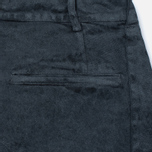 Мужские брюки Stone Island Shadow Project Cargo Comfort Cotton Gabardine Steel Grey фото- 4