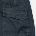 Мужские брюки Stone Island Shadow Project Cargo Comfort Cotton Gabardine Steel Grey фото- 5