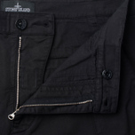 Мужские брюки Stone Island Shadow Project Cargo Twill Black фото- 1