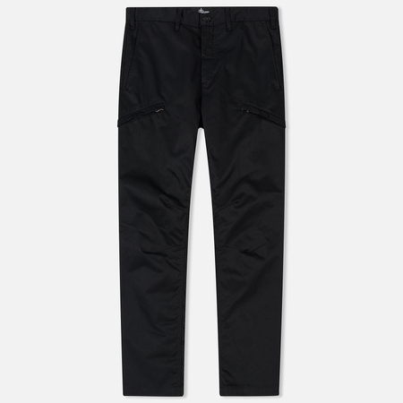 Мужские брюки Stone Island Shadow Project Chino Black