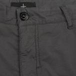 Мужские брюки Stone Island Shadow Project Comfort Poplin Cargo Anthracite фото- 2