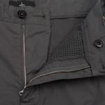 Мужские брюки Stone Island Shadow Project Comfort Poplin Cargo Anthracite фото- 1