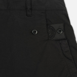 Мужские брюки Stone Island Shadow Project Comfort Poplin Cargo Black фото- 5