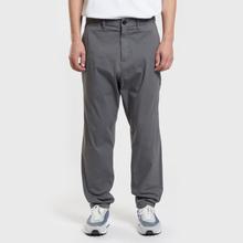 Мужские брюки Stone Island Shadow Project Gabardine Garment Dyed Grey фото- 1