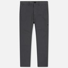 Мужские брюки Stone Island Shadow Project Gabardine Garment Dyed Grey фото- 0