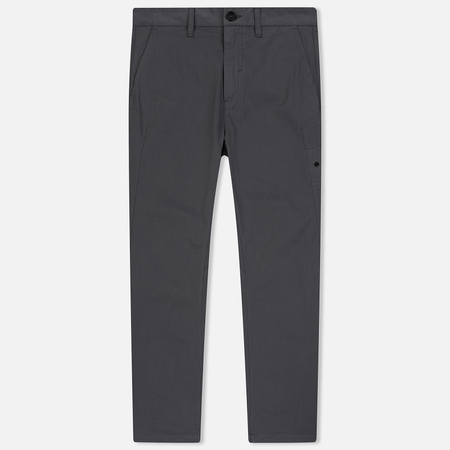 Мужские брюки Stone Island Shadow Project Gabardine Garment Dyed Grey