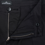 Мужские шорты Stone Island Shadow Project Cargo Black фото- 1