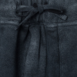 Мужские брюки Stone Island Shadow Project Joggers Gauzed Cotton Fleece Steel Grey фото- 1