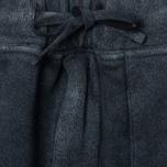 Stone Island Shadow Project Joggers Gauzed Cotton Fleece Men`s Trousers Steel Grey photo- 1