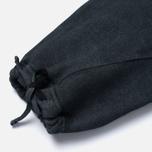 Stone Island Shadow Project Joggers Gauzed Cotton Fleece Men`s Trousers Steel Grey photo- 5