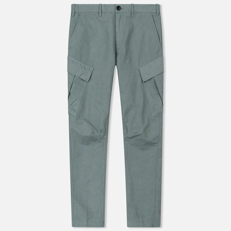 Мужские брюки Stone Island Shadow Project Tie Up Cargo Sage Green