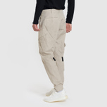 Мужские брюки Stone Island Shadow Project Tie Up Cargo Sand фото- 2
