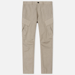 Мужские брюки Stone Island Shadow Project Tie Up Cargo Sand фото- 0