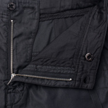 Мужские брюки Stone Island Shadow Project Wide Co/Ny Black фото- 1