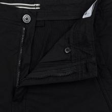 Мужские брюки Stone Island Slim Fit Brushed Stretch Twill Black фото- 1