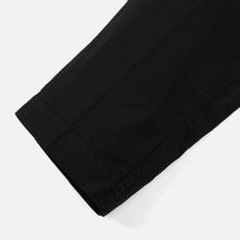 Мужские брюки Stone Island Slim Fit Brushed Stretch Twill Black фото- 5