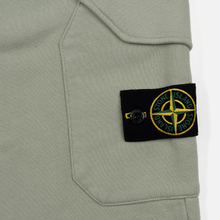 Мужские брюки Stone Island T.CO+OLD Brushed Cotton Fleece Dust Grey фото- 4