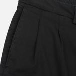Мужские брюки Stone Island T.CO+OLD Cargo Black фото- 3