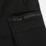 Мужские брюки Stone Island T.CO+OLD Cargo Black фото- 4