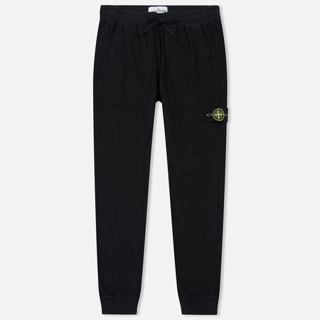 Мужские брюки Stone Island T.CO+OLD Fleece Black