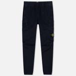 Мужские брюки Stone Island T.CO+OLD Regular Cargo Navy Blue фото- 0