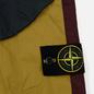 Мужские брюки Stone Island Tela Placcata Bicolore Mustard фото - 4