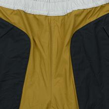 Мужские брюки Stone Island Tela Placcata Bicolore Mustard фото- 1