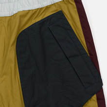 Мужские брюки Stone Island Tela Placcata Bicolore Mustard фото- 2