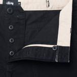 Мужские брюки Stussy Military Black фото- 1