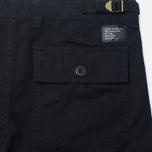 Мужские брюки Stussy Military Black фото- 3
