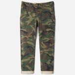 Мужские брюки Stussy Military Camo фото- 0