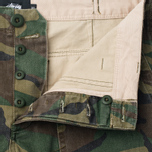 Мужские брюки Stussy Military Camo фото- 1