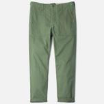 Мужские брюки Stussy Military Olive фото- 0