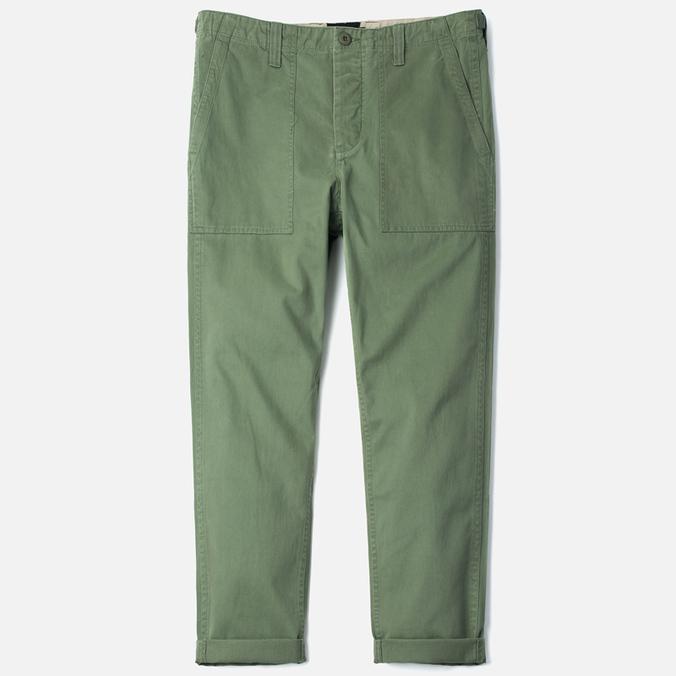Мужские брюки Stussy Military Olive