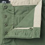 Мужские брюки Stussy Military Olive фото- 1