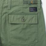 Мужские брюки Stussy Military Olive фото- 3
