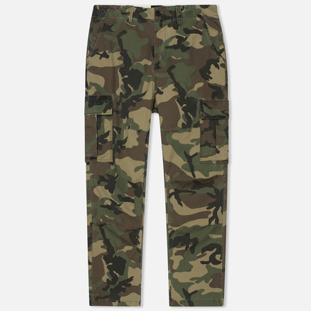 Мужские брюки Stussy Ripstop Cargo Camo