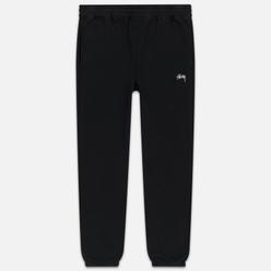 Мужские брюки Stussy Stock Fleece Black