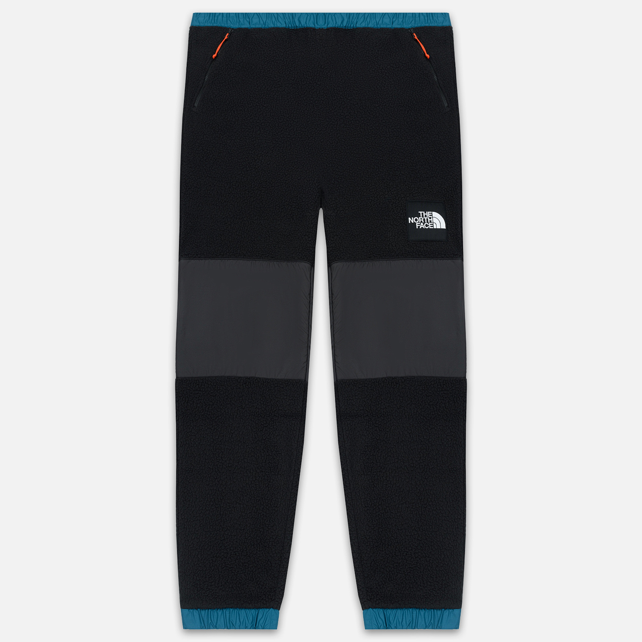 Мужские брюки The North Face Denali Fleece Blue Coral/TNF Black