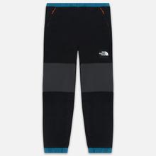 Мужские брюки The North Face Denali Fleece Blue Coral/TNF Black фото- 0