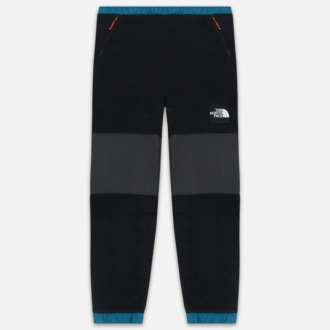 Мужские брюки The North Face Denali Fleece Blue Coral/TNF Black