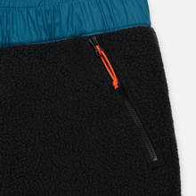 Мужские брюки The North Face Denali Fleece Blue Coral/TNF Black фото- 1