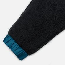 Мужские брюки The North Face Denali Fleece Blue Coral/TNF Black фото- 3