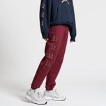 Мужские брюки Tommy Jeans Crest Logo Cabernet фото- 1