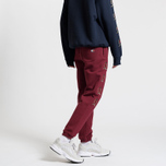 Мужские брюки Tommy Jeans Crest Logo Cabernet фото- 2