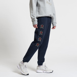 Мужские брюки Tommy Jeans Crest Logo Dark Sapphire фото- 1
