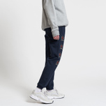 Мужские брюки Tommy Jeans Crest Logo Dark Sapphire фото- 2