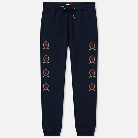 Мужские брюки Tommy Jeans Crest Logo Dark Sapphire